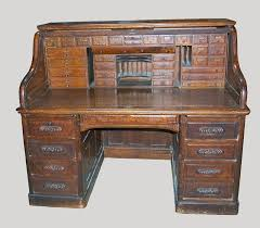 Roll Top Antique Desk Rolltop Desk An Even Better Example Of The One I Grew Up With I