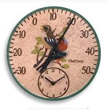 thermometers u0026 clocks the garden factory