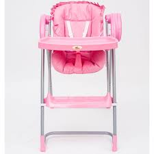 Swing To High Chair 2 In 1 Homcom 2 In1 Multi Purpose Baby Highchair Pink Aosom Co Uk