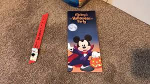 disneyland mickey u0027s halloween party tips advice and review of
