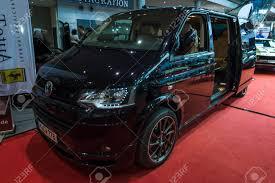 volkswagen multivan 2017 stuttgart germany march 02 2017 minibus volkswagen multivan