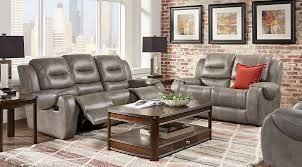in the livingroom manual power reclining living room sets with sofas