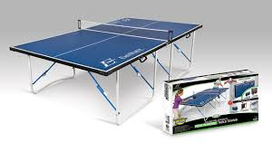 rec tek ping pong table eastpoint sports fold n store 12mm table tennis table youtube