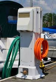 Marine Power Pedestals How Does A Marine Rv Y Adapter Work Conntek Power Solutions Blog