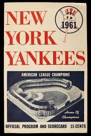 439 best yankee stadium images on pinterest yankee stadium new 1961 new york yankees