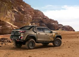 concept off road truck chevrolet developing off road fuel cell wheels ca
