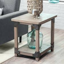 rustic wedge end table side tables gold bamboo side table bamboo end table gold faux