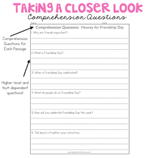 fluency passages 2nd grade reading comprehension passages and