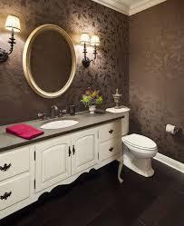 small bathroom wallpaper ideas wallpaper ideas for bathroom simple home design ideas