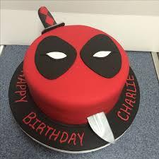 25 deadpool cake ideas deadpool theme