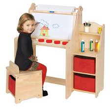 Kids Art Desk And Chair by Art Desk For 6 Year Old