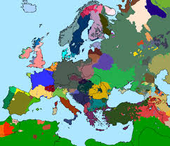 Map Pf Europe by Language Map Of Europe 1914 Version 3 0 By Thumboy21 On Deviantart