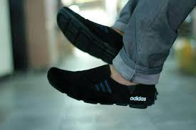 Sepatu Adidas Slip On sepatu casual slip on adidas slop pria terbaru murah syafasepatu