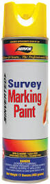 survey marking paint marking products industrial