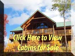 pigeon forge to gatlinburg tn luxury log homes to cabins for sale