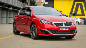 peugeot 308 gti 2016 2016 peugeot 308 gti review quick drive caradvice