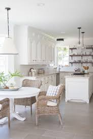 designer kitchen tables before u0026 after a dark dismal kitchen is made light and bright