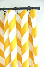 Yellow White Chevron Curtains Appealing Yellow Chevron Curtains And White Amazon Fabric For
