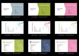 powerpoint tips and templates free business card templates