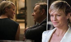 house of cards robin wright hairstyle house of cards season four robin wright to quit acting tv