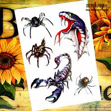 compare prices on scorpion tattoo online shopping buy low price