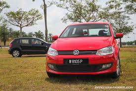 volkswagen polo headlights modified first impressions we drive the all new volkswagen polo 1 6 ckd