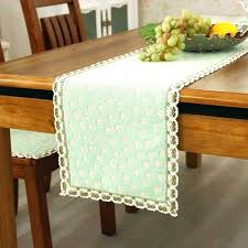 table runner for coffee table coffee table placemats nhmrc2017 com