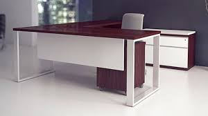 Office Desk Credenza Furniture L Shaped Desk With Pedestal And Credenza Desk Plus