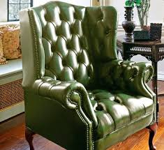 Chesterfield Wing Armchair Chesterfield Armchair Leather Wing Hamilton Fleming U0026 Howland