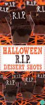easy r i p dessert shots for halloween happy foods tube