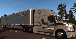 freightliner cascadia american truck simulator mods ats mods