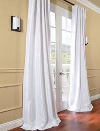 White Silk Curtains Best Blackout Curtains For Children S Rooms Room Darkening Ideas