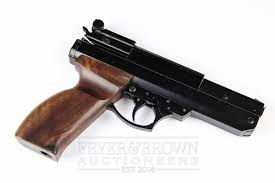 bsa 240 magnum 0 177 air pistol militaria pinterest weapons