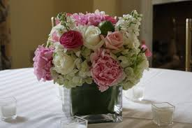 hydrangea wedding centerpieces hydrangea wedding centerpieces roth 06 candlewood inn centerpiece