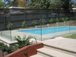 swimming pool fences