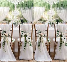 Wholesale Wedding Chair Covers Buy Champagne Chair Covers Online At Low Cost From Chair Covers