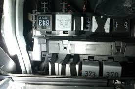 fuel pump relay location