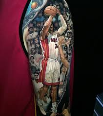 nz tattoo artist u0027s incredible sport stars tattoos arts news