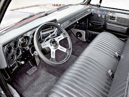 2002 Chevy Silverado Interior 46 Best C10 Interiors Images On Pinterest Truck Interior C10