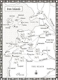 Map Of Kings Landing The Maps Of A Song Of Ice And Fire A Feast For Crows Atlas Of