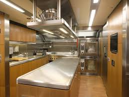 Large Galley Kitchen Galley Image Gallery U2013 Luxury Yacht Browser By Charterworld