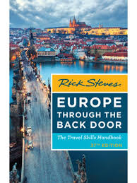 rick steves europe through the back door 37th edition paperback