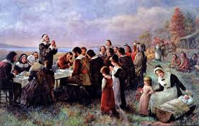 thanksgiving why do we celebrate thanksgiving history day today