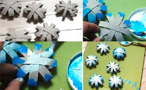Homemade Christmas Decorations With Paper Christmas Crafts For Kids U2013 3 Easy And Inexpensive Ideas