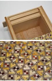 Secret Compartments In Wooden Japanese - japanese puzzle box 14steps with secret compartment kirichigai