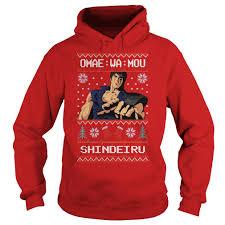 omae wa mou shindeiru sweater