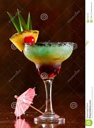 martini tropical tropical cocktail stock image image of margarita beverage 31087345
