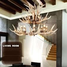 home decor ceiling lights light candelabra ceiling light classic elk antler chandelier