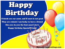 birthday wishes for a friend 365greetings com