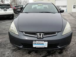 used 2003 honda accord lx 3a036581 for sale in marysville